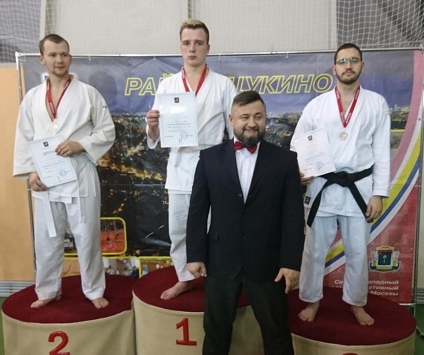 Чемпионат Москвы по рукопашному бою
